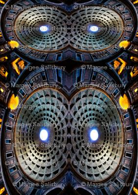 Pantheon Collage