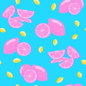 Pop Art Lemon Liberty