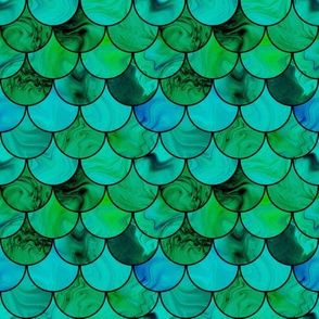 sea scales