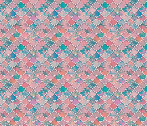 marble scales fabric by krinichnaya on Spoonflower - custom fabric