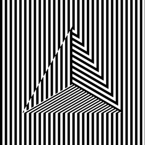 Op-Art Black And White_8