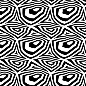 Op-Art Black And White_7