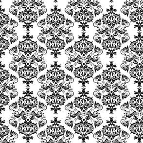 Baroque Ornament Pattern