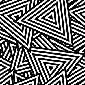Op-Art Black And White_4