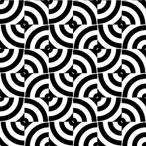 Op-Art Black And White_2