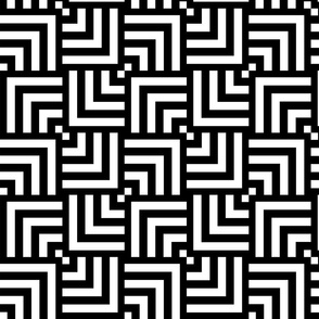 Op-Art Black And White_1