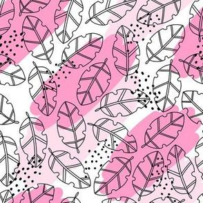 pink tropical memphis