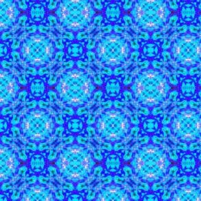 Pale Blue Star Bubbles