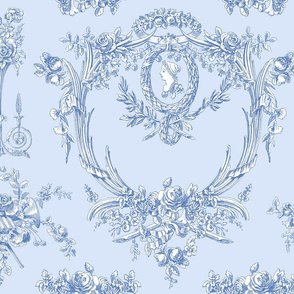 Marie Toile blueberry 2