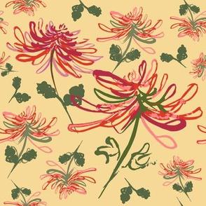 ChrysanthemumYellow FBK