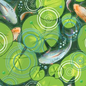Pond Circles