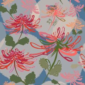 Chrysanthemum Circles FBK