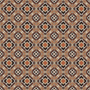 islamic ornament tile