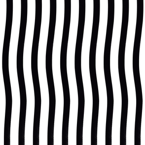 Spoonflower Black and White Lines