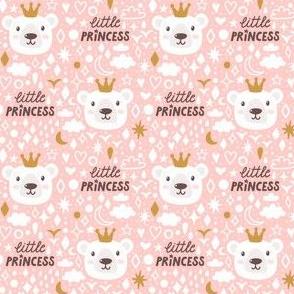 Little bear princess.
