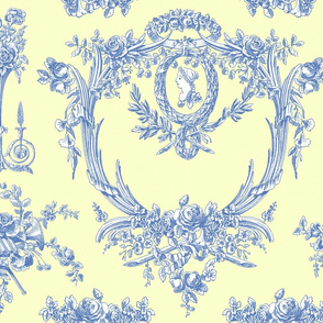 Marie Toile blueberry 5