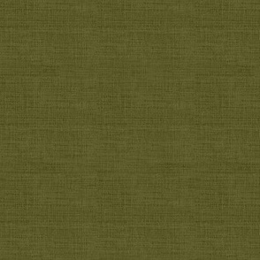 Linen Look, Rich Olive