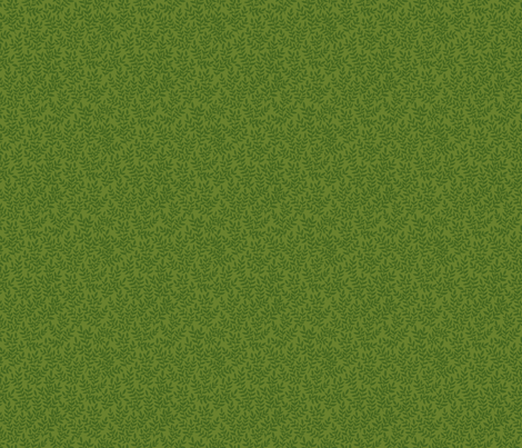 Forest grass. fabric by magicforestory on Spoonflower - custom fabric