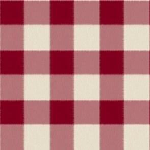 Cherries and Cream Checks