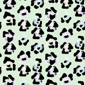 Animalprint green