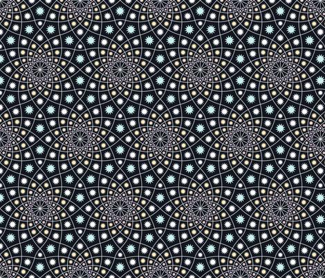 07764231 : SC3 ~ stellar nursery fabric by sef on Spoonflower - custom fabric