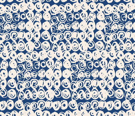 Spinning circles fabric by exotic_vector on Spoonflower - custom fabric
