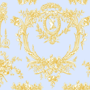 Marie Toile buttercup 6