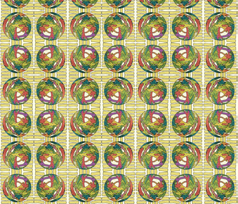 all the marbles fabric by fiberdesign on Spoonflower - custom fabric