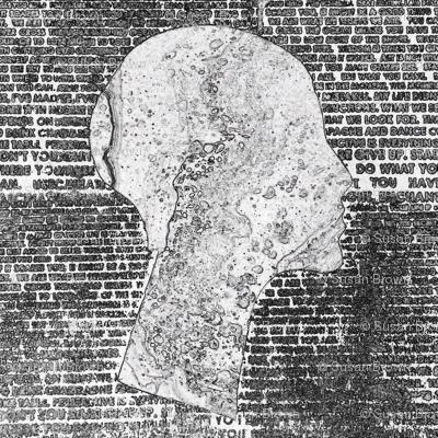 Face profile art