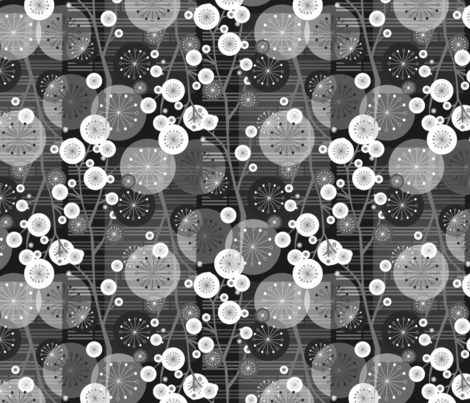 Suki Neutral BW-01 MediumSize3 fabric by robinpickens on Spoonflower - custom fabric