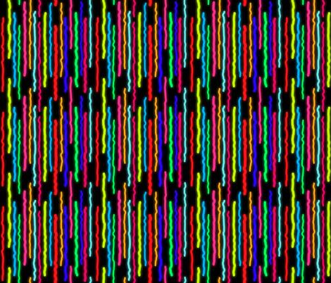 Neon Confetti fabric by ameemax on Spoonflower - custom fabric