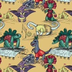 Holidaysaurus Dinosaur