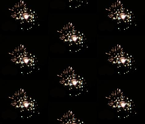 2018 Fireworks 5 fabric by essieofwho on Spoonflower - custom fabric