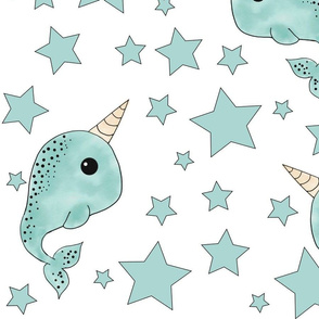 Narwhal and Stars