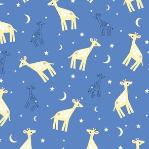 Giraffic Jam (Blue)