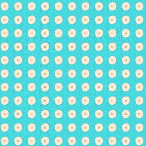 Messy Dots w/Apple
