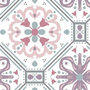 8 inch Tiles