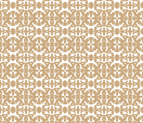 Ajabu 2 fabric by tabasamu_design on Spoonflower - custom fabric