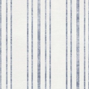 AEGEAN MULTI SIMPLE TICKING STRIPE