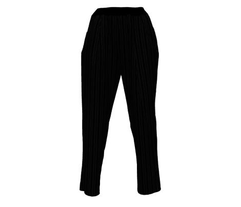 Stripes - Black & Grey