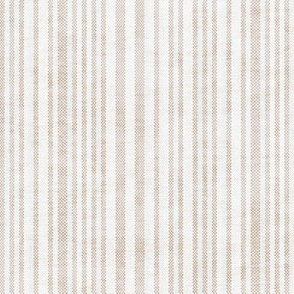 AEGEAN SOFT TICKING STRIPE