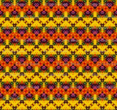 Rich Mini Mayan Zigzags