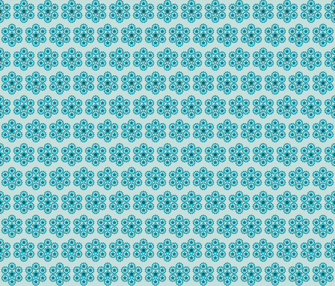 Mandala 6 fabric by wiren_creative on Spoonflower - custom fabric
