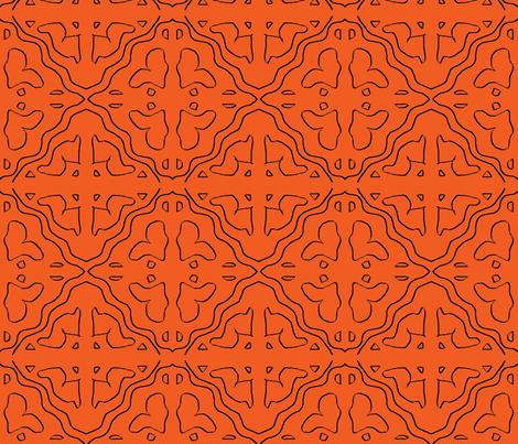 Ajabu 18 fabric by tabasamu_design on Spoonflower - custom fabric