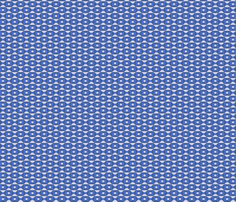 Geometric Pattern: Square Check: Winter fabric by red_wolf on Spoonflower - custom fabric