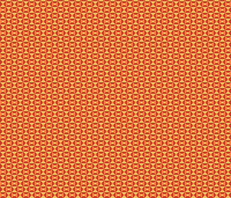 Geometric Pattern: Square Check: Summer fabric by red_wolf on Spoonflower - custom fabric