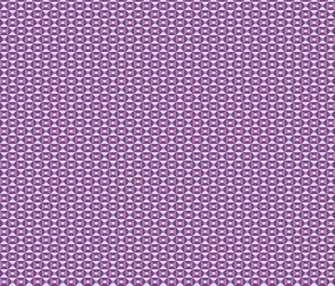 Geometric Pattern: Square Check: Purple fabric by red_wolf on Spoonflower - custom fabric