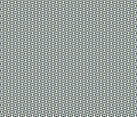 Geometric Pattern: Square Check: Steel fabric by red_wolf on Spoonflower - custom fabric