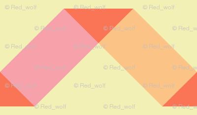 Geometric Pattern: Spiral: Candy