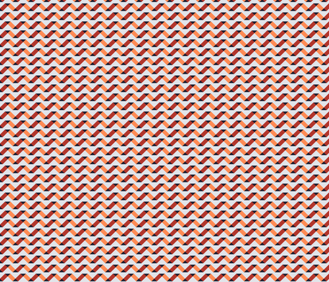 Geometric Pattern: Spiral: Flutter fabric by red_wolf on Spoonflower - custom fabric